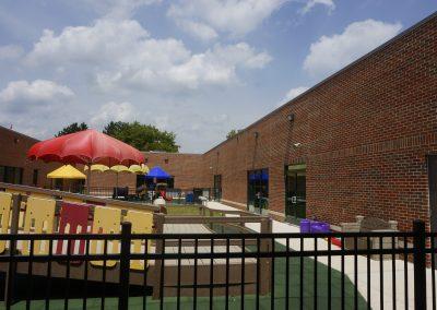 Preschool/Toddler Playground