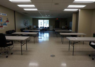 Pre-Vocational Training Room