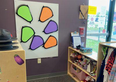 School-Age Classroom